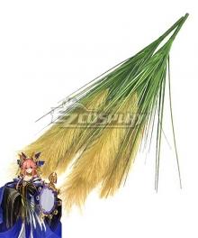 Fate Grand Order Fate Extra Tamamo No Mae Kimono Straw Cosplay Accessory Prop