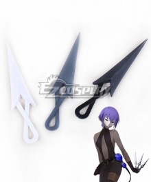 Fate Grand Order Fate Prototype Assassin Hassan of Serenity Dagger Knife Cosplay Weapon Prop