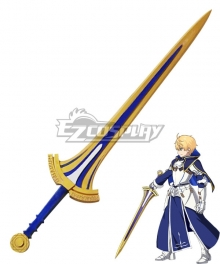 Fate Grand Order Fate Prototype Saber Arthur Pendragon Sprite 3 Sword Cosplay Weapon Prop