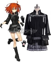 Fate Grand Order Female Master Magic Dress Cosplay Costume