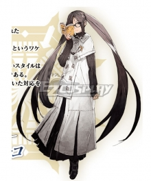 Fate Grand Order FGO Akuta Hinako Cosplay Costume