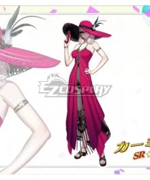 Fate Grand Order FGO Assassin Carmilla  Cosplay Costume