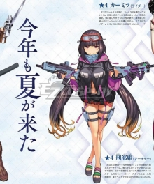 Fate Grand Order FGO Assassin Osakabehime Cosplay Costume