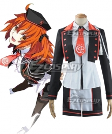Fate Grand Order FGO Female Master Ritsuka Fujimaru Chaldea Park 2019 4th Anniversary Cosplay Costume