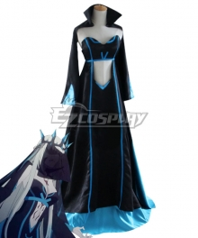 Fate Grand Order FGO Fate/Apocrypha Morgan le Fay Cosplay Costume