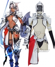 Fate Grand Order FGO Lancer Caenis Cosplay Costume