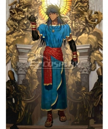 Fate Grand Order FGO Lancer Romulus Stage1 Cosplay Costume