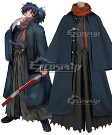 Fate Grand Order FGO Manslayer Izo Cosplay Costume