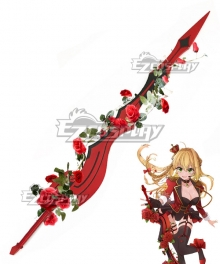 Fate Grand Order FGO Nero Claudius Return Match Battle Suit Sword and Rose vine Cosplay Weapon Prop