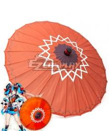 Fate Grand Order FGO Sei Shonagon Archer Umbrella Cosplay Accessory Prop