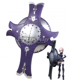 Fate Grand Order FGO Shielder Kirieraito Mashu Shield Cosplay Weapon Prop