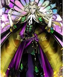 Fate Grand Order FGO  Wolfgang Amadeus Mozart Cosplay Costume