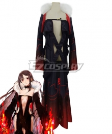 Fate Grand Order FGO Yu Miaoyi Cosplay Costume