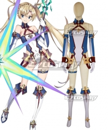 Fate Grand Order Lancer Bradamante Cosplay Costume