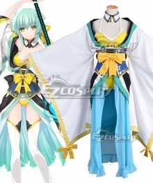 Fate Grand Order Lancer Kiyohime Cosplay Costume