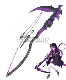 Fate Grand Order Lancer Medusa Sickle Bayonet Cosplay Weapon Prop