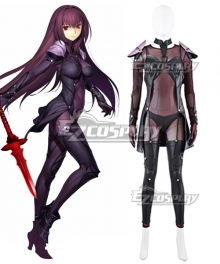Fate Grand Order Lancer Scathach Cosplay Costume