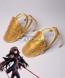 Fate Grand Order Lancer Scathach Pauldrons Cosplay Accessory Prop