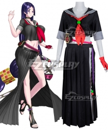 Fate Grand Order Minamoto No Yorimitsu Minamoto No Raikou Sailor Suit Cosplay Costume