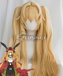 Fate Grand Order Rider Anne Bonny Golden Cosplay Wig