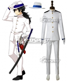 Fate Grand Order Rider Sakamoto Ryoma Cosplay Costume