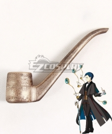 Fate Grand Order Ruler Sherlock Holmes Tobacco pipe Cosplay Accessory Prop