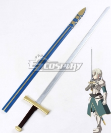 Fate Grand Order Saber Bedivere Sword Scabbards Cosplay Weapon Prop