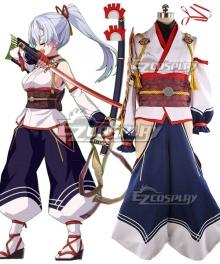 Fate Grand Order Tomoe Gozen Cosplay Costume