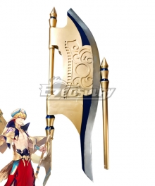 Fate Grand Order: Zettai Majuu Sensen Babylonia Gilgamesh Stone Axe Cosplay Weapon Prop