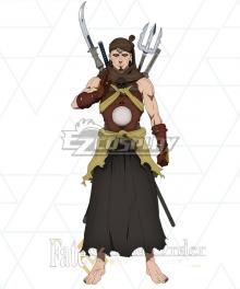 Fate Grand Order: Zettai Majuu Sensen Babylonia Lancer Musashibou Benkei Cosplay Costume