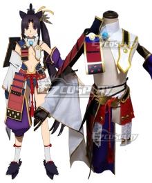 Fate Grand Order: Zettai Majuu Sensen Babylonia Ushiwakamaru Cosplay Costume