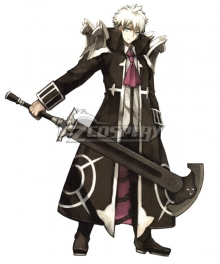 Fate Stay Night Assassin Charles-Henri Sanson Cosplay Costume