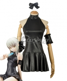 Fate Stay Night Saber Alter's Swimsuit Set Cosplay Costume