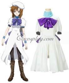 Higurashi When They Cry Rena Ryuugu Cosplay Costume