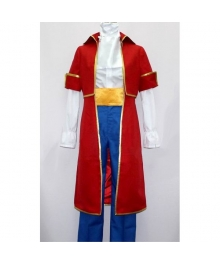Roderich Austria Red Costume from Axis Powers Hetalia