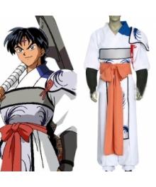 Inuyasha Bankotsu Cosplay Costume