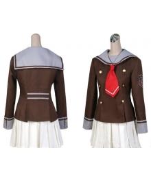 Kahoko Hino Uniform from Kin iro no Corda