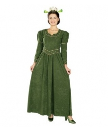 Shrek Princess Fiona Deluxe Adult Costume ESR0003