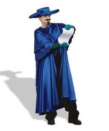 Munchkin Coroner Adult Costume EWO0008