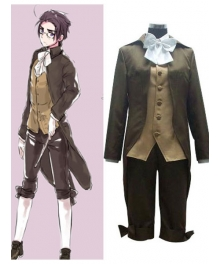 Austria Cosplay Costume From Axis Powers Hetalia - B Edition