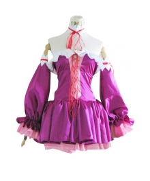 Vocaloid Aku Yamine Dress Cosplay Costume