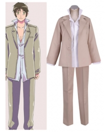 Greece Cosplay Costume from Axis Powers Hetalia