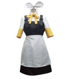 Vocaloid Kagamine Rin Cosplay Costume - B Edition