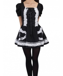 Pretty Lolita Cosplay Costume