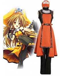 Guilty Gear Jellyfish Pirate May Cosplay Costume