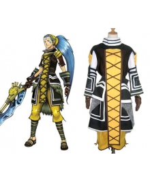 Hack G.U. Kuhn Cosplay Costume