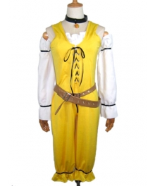 Hack Yellow Cosplay Costume