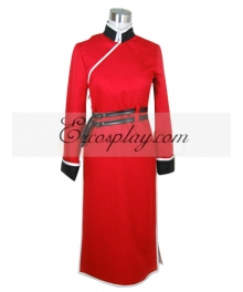 Gintama Kagura Cosplay Costume