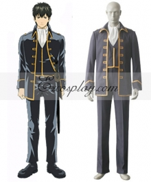 Gintama Shinsengumi Halloween Cosplay Costume