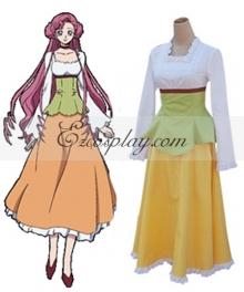 Code Geass Euphemia Casual Wear Cosplay Costume
